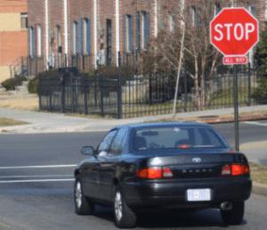 STOPSIGN-SAFE ADVANTAGES